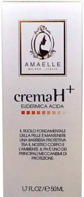 Crema H+ eudermica acida, 50ml